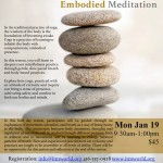 Mindful Yoga & Embodied Meditation
