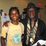 Mandaza Zimbabwean Elder & Mutamba